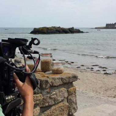 BBC filming James Martin